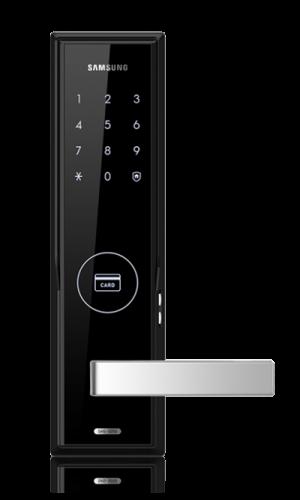 SAMSUNG SHS-H505 Digital Door lock ระบบกันเด็กเปิดจากภายใน