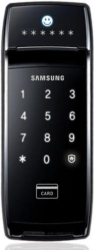 SAMSUNG SHS-2320 Digital door lock สำหนับประตูสไลด์