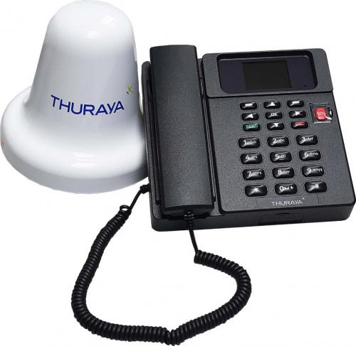 Thuraya รุ่น Marine star  โทรศัพท์ผ่านดาวเทียมแบบติดตั้งในเรือ หรือประจำที่