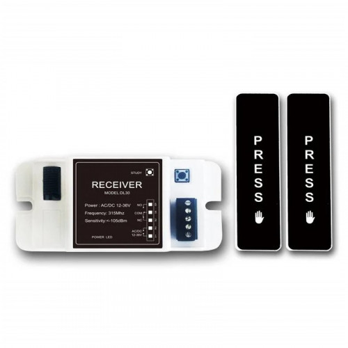 Wireless touch switch