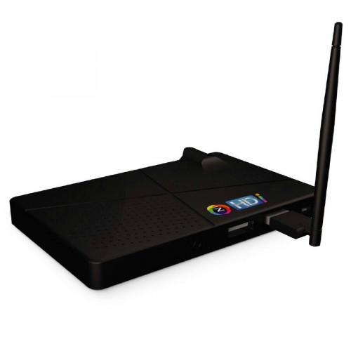 GMM Z HDi กล่องรับสัญญาณอินเทอร์เน็ตทีวีและดาวเทียม