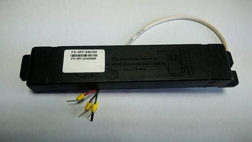 Type PX05T (รุ่นเก่า แบบเรียบ) พร๊อกซิมิตี้ ลิมิทสวิทช์ (Proximity Limit Switch) ตรวจจับโลหะ ระยะ 5
