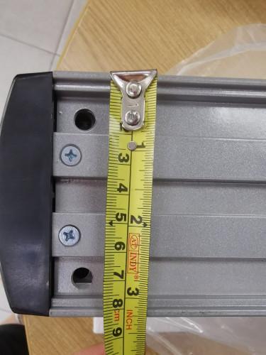 HIP CMB-2016 Swing Automatic Door (ก้านผลักออก-Outward Swing Push Pole) 2