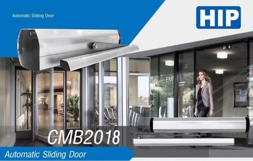 HIP CMB-2018 Sliding  Automatic Door บานสไลด์