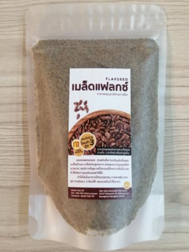 Flaxseed บด บ้านไทยทิพย์(100g)