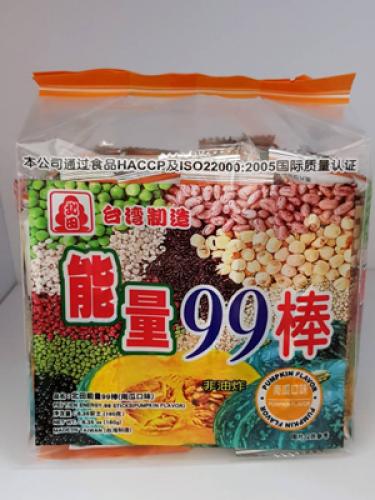 ขนมปัง99(ธัญพืช) รสฟักทอง