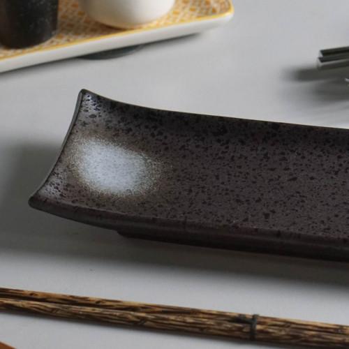 จานซูชิ Black Lava ll 1