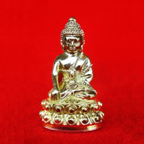 พระกริ่งที่ระลึก ญสส.รุ่นทรงประทาน 100 ปี สมเด็จพระสังฆราช เนื้อทองระฆัง  สวยน่าบูชามาก เลข 660