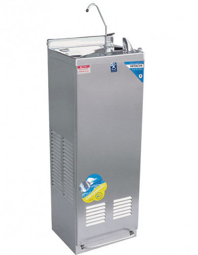ตู้ทำน้ำเย็นแบบต่อท่อ(มีงวง)Maxcool รุ่น MC-6F มือกดหรือเท้าเหยียบ
