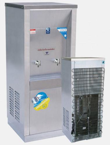 ตู้น้ำเย็น 2 ก๊อก ต่อท่อ MAXCOOL รุ่น MC-2PW