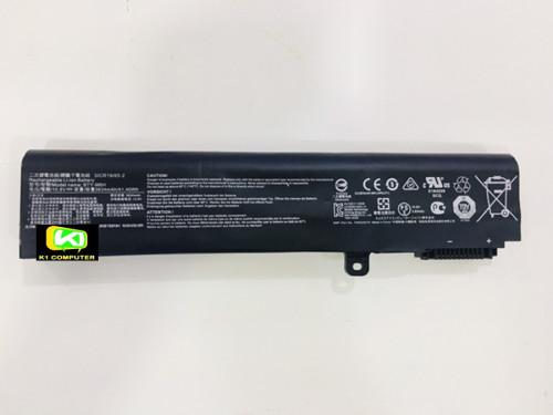 MSI GE62 GE72 GE75 GP62 GP72  BTY-M6H Battery