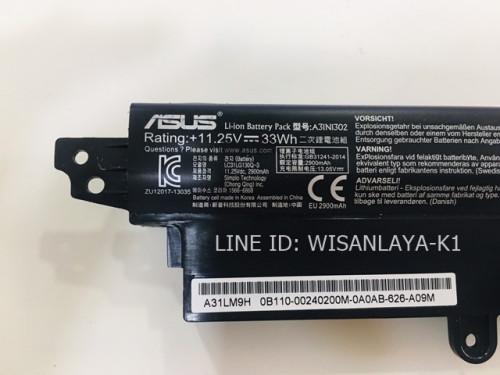ASUS VIVOBOOK X200MA X200CA X200 F200CA 200CA A31N1302 Battery ORIGINAL 2