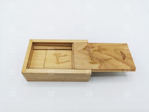 แฟลชไดร์ฟไม้ - รับผลิตแฟลชไดร์ฟไม้พร้อมกล่องไม้_Copy