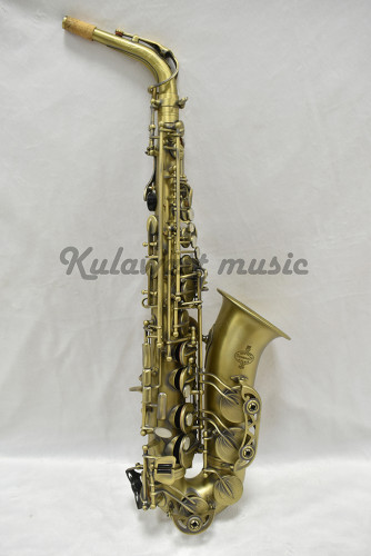 Alto Saxophone - ยี่ห้อ Buffet  รุ่น 400 series (Antique Matte finish)