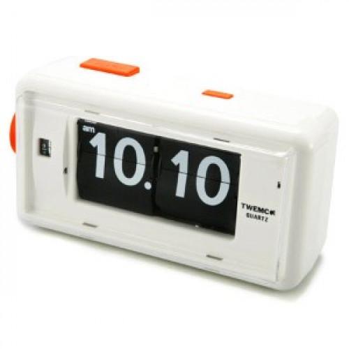 นาฬิกาปลุกระบบแผ่นพับตัวเลข TWEMCO Alarm Clock AL-30