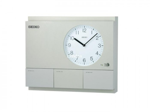 QC-55102 Seiko Master Clock (Wall-Mount Type)