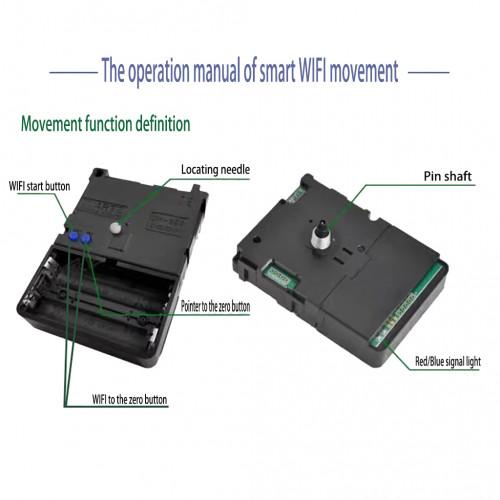เครื่องนาฬิกา J.point  ระบบ wifi