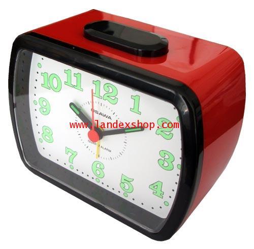 นาฬิกาปลุกตั้งโต๊ะเสียงกระดิ่ง OSAWA Bell Alarm Clock OS-02