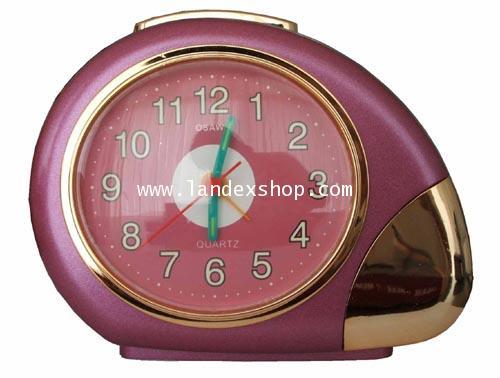 นาฬิกาปลุกตั้งโต๊ะเสียงกระดิ่ง OSAWA Bell Alarm Clock OS-03