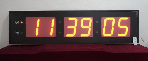 นาฬิกา LED ขนาดใหญ่  J.Point รุ่น ZT-537A
