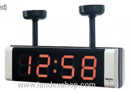 SLC-122E นาฬิกา LED Seiko Double-Faced
