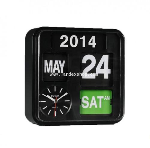 AD-650 Fartech Calender wall clock Small