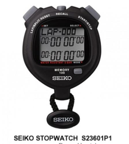 นาฬิกาจับเวลา SEIKO STOPWATCH S23603 (S057)