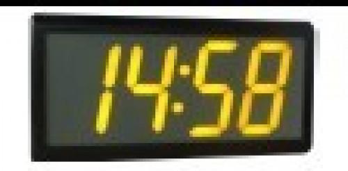 Global Time NTP slave clock GTD368-4SY