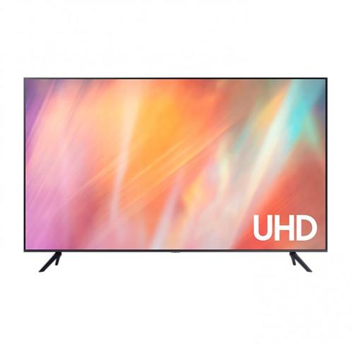 SAMSUNG 55 นิ้ว รุ่น UA55AU7000KXXT AU7000 UHD 4K Smart TV (2021) 55AU7000