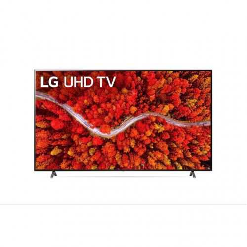 LG 82 นิ้ว รุ่น 82UP8000PTB UHD 4K Smart TV | Real 4K | HDR10 Pro | LG ThinQ AI UP8000PTB 82UP8000