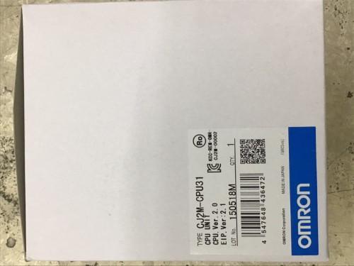 OMRON CJ2M-CPU31 ราคา 12000 บาท