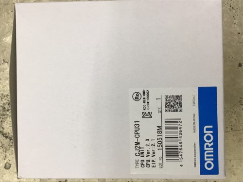 OMRON CJ2M-CPU31 ราคา 13900 บาท