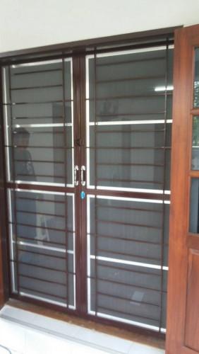 ประตูมุ้งลวด No.AM-13