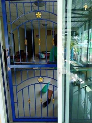ประตูมุ้งลวด No.AM-14
