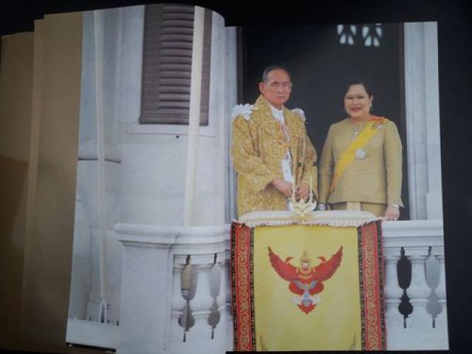 ปวงประชามหาปิติ สมุดภาพพระราชกรณียกิจ ครองราชย์ 60 ปี 5