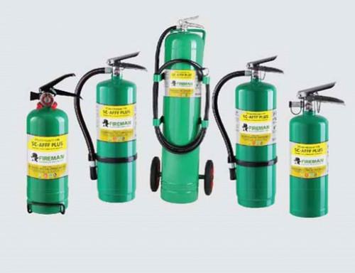 เครื่องดับเพลิง CLASS K สูตรน้ำ SC-AFFF ขนาด 10 ปอนด์