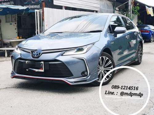 ชุดแต่ง Toyota Altis 2019 2020 MDP 2