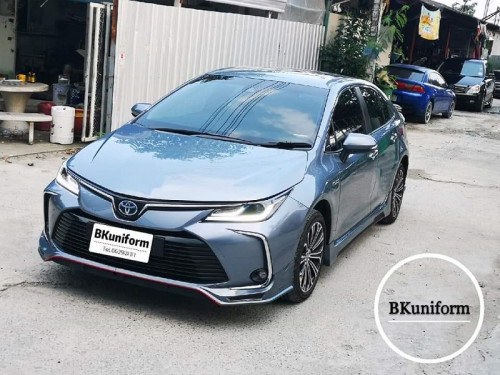 ชุดแต่ง Toyota Altis 2019 2020 MDP 4