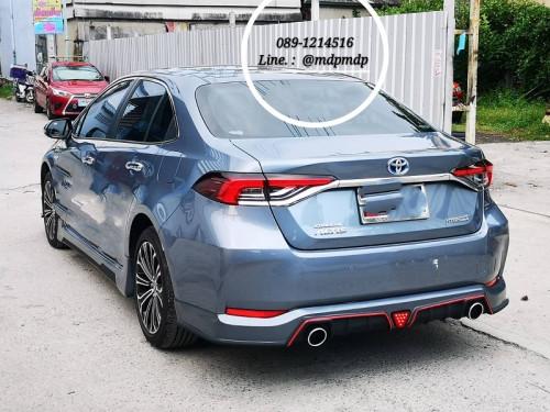 ชุดแต่ง Toyota Altis 2019 2020 MDP 1