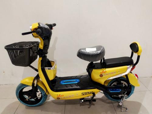 มอเตอร์ไซค์ไฟฟ้า/จักรยานไฟฟ้า Sh-1 500w.