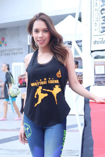 Mesh Tank Tops Muaythai Lagends
