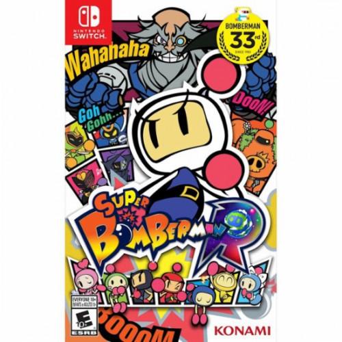 Super BomberMan Switch