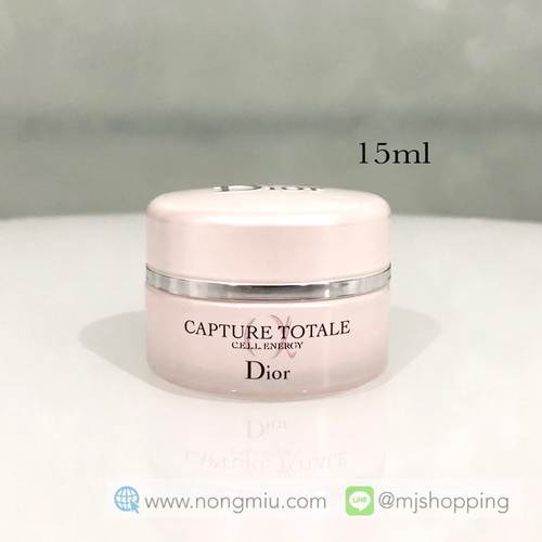 Tester : DIOR Capture Totale C.E.L.L. ENERGY - Firming & Wrinkle-Correcting Creme 15ml.