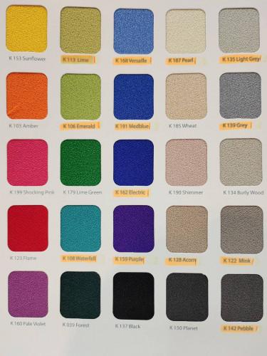 ตัวอย่างสีผ้าฉากกั้นห้อง(Partition)