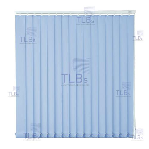 ม่านปรับแสง TLBs โปร่งแสง (เชือกปรับ) ขนาดใบ 8.9 ซม.ผ้า B8614