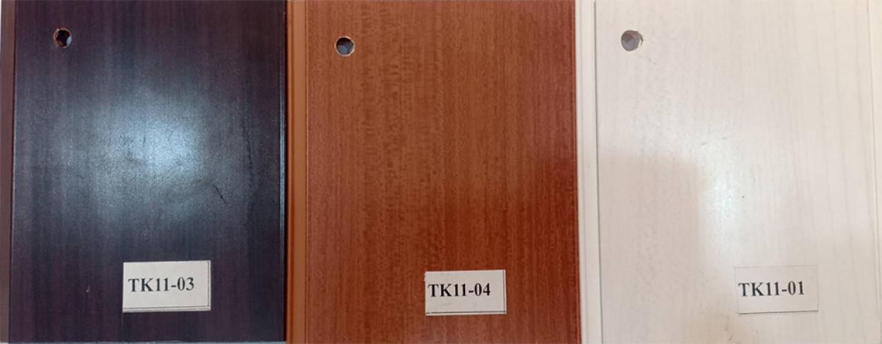 ฉาก TLBs ช่องแสง ยาวตลอดแนว ขนาดใบ 12 ซม. 2