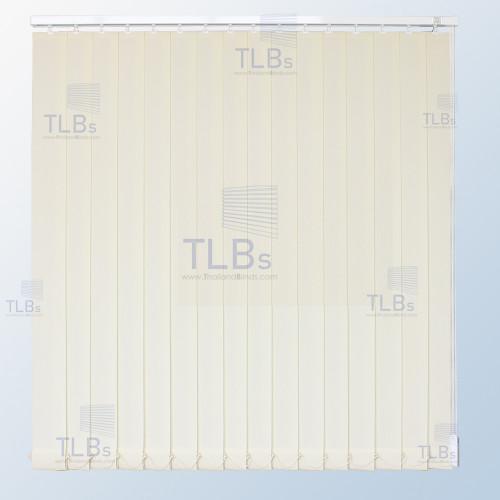 ม่านปรับแสง TLBs โปร่งแสง (เชือกปรับ) ขนาดใบ 8.9 ซม. ผ้า VX-004