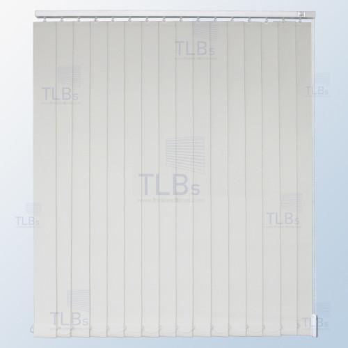 ม่านปรับแสง TLBs ทึบแสง (เชือกปรับ) ขนาดใบ 8.9 ซม. ผ้า F7402