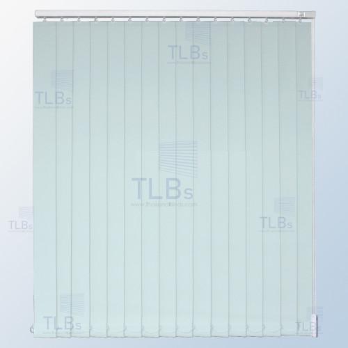 ม่านปรับแสง TLBs ทึบแสง (เชือกปรับ) ขนาดใบ 8.9 ซม. ผ้า F7503