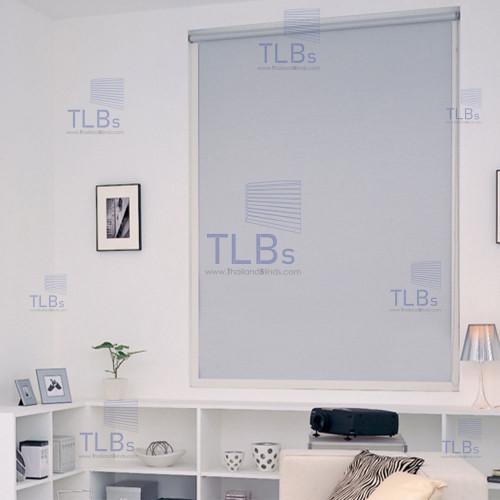 ม่านม้วน TLBs โปร่งแสง (โซ่ดึง) ผ้า VICTORIA